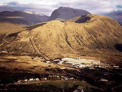 Photo of Aluminium Plant, Lochaber